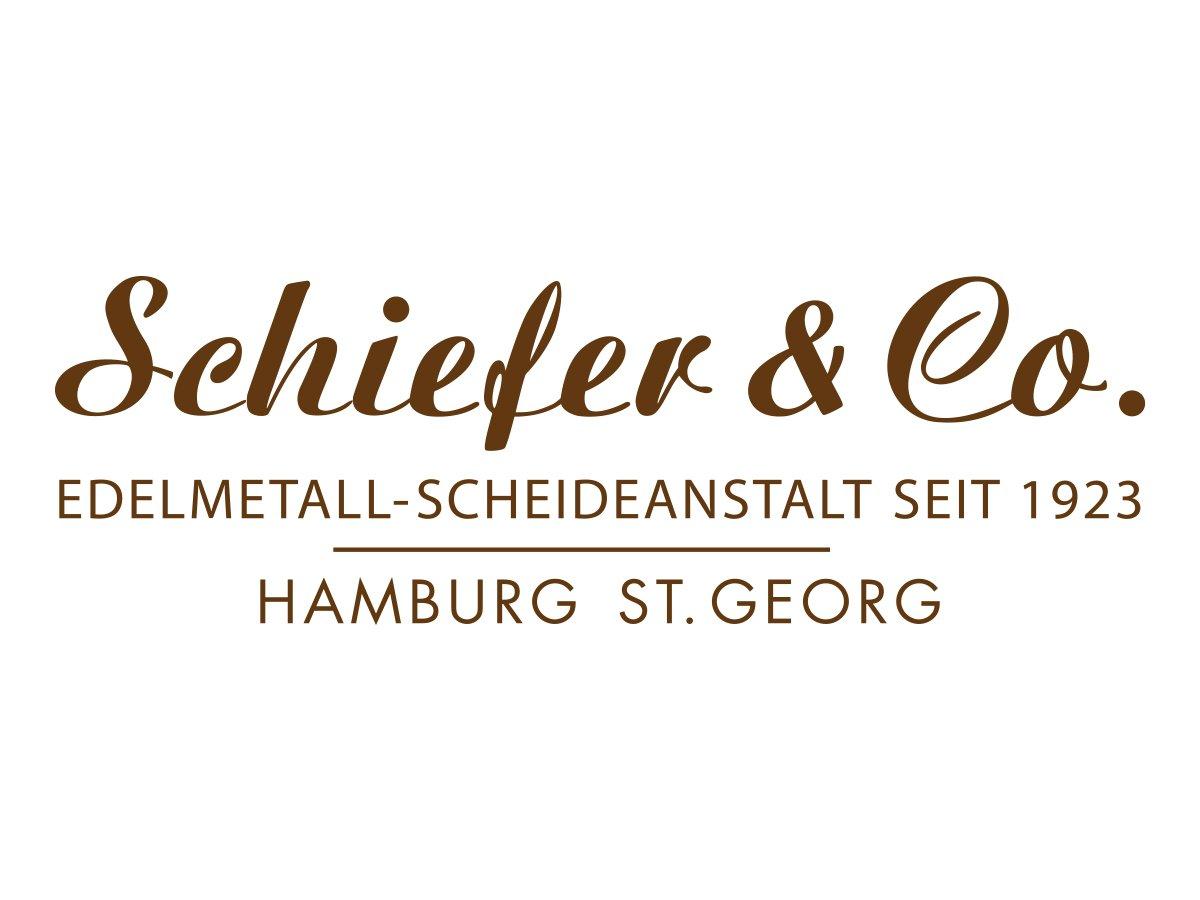 Schiefer & Co. ist die älteste norddeutsche Edelmetall-Scheideanstalt nördlich der Elbe, mit vielfältigem Spektrum für Gewerbekunden und traditionellem Ankaufskontor.