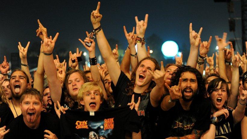 Partnersuche rock metal