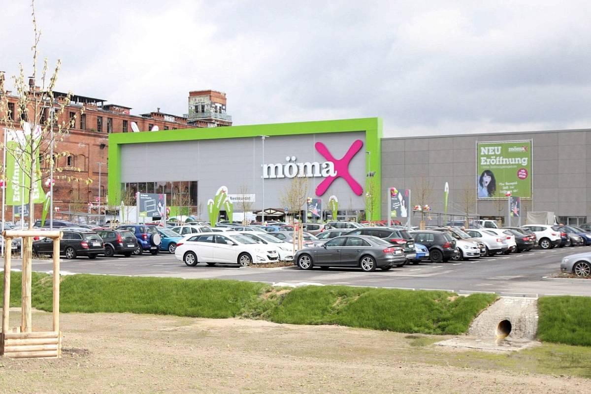 Neuer Baumarkt Aus Max Bahr Wird Endlich Mömax Hamburg Harburg
