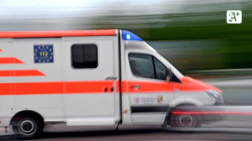 Lkw rammt Linienbus in Kirchwerder: Fünf Verletzte