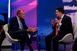 """ARD-Talk: """"Maischberger"""": Empörung über Merz-Aussage zu Idar-Oberstein"""