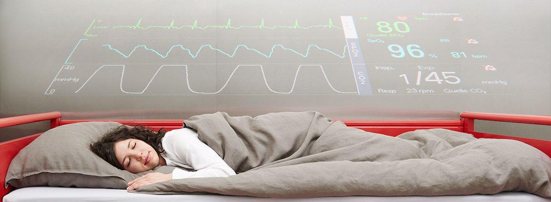 Alle Eingriffe können in einem entspannten Dämmerschlaf durchgeführt werden.