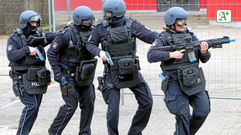 Polizei Hamburg Amoklauf