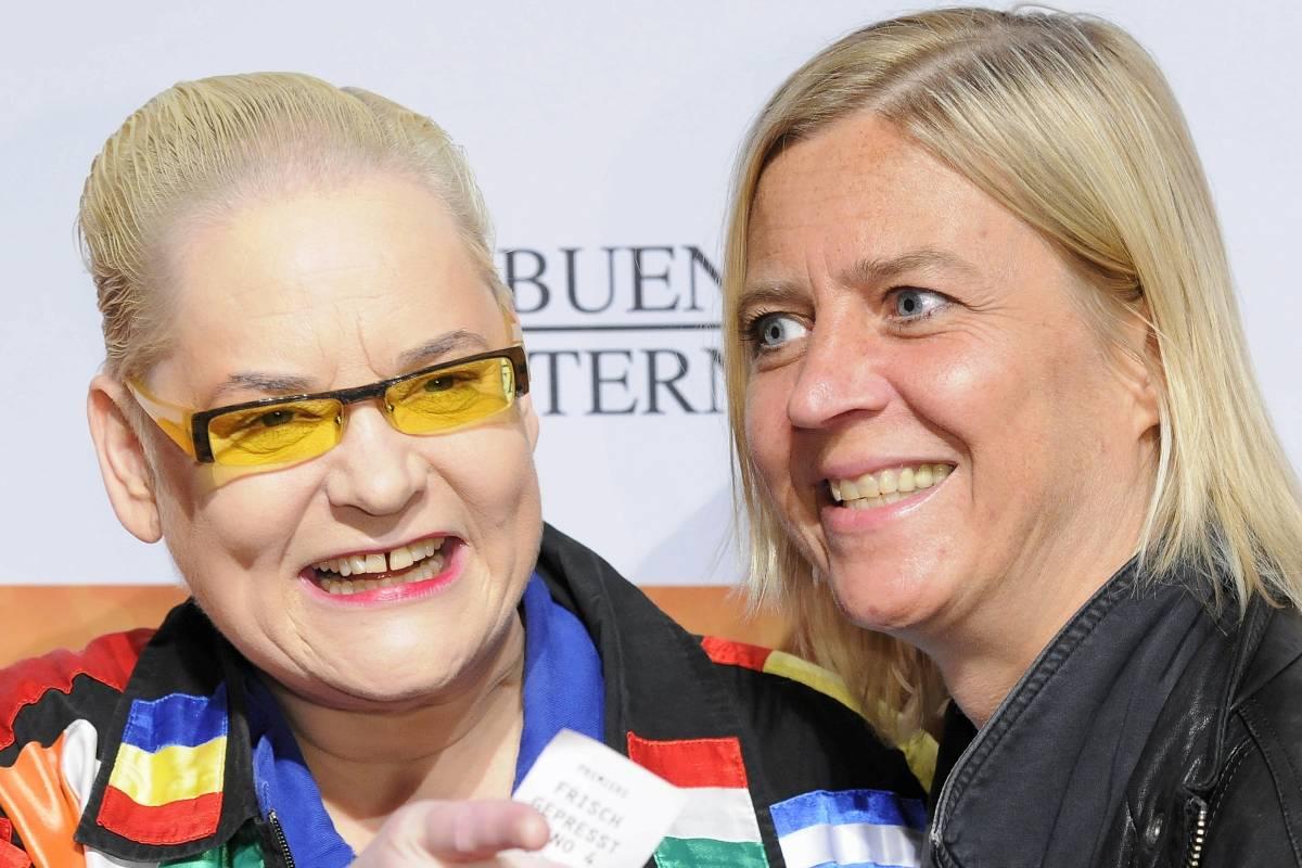 Hella Von Sinnen Und Cornelia Scheel über Mildred Scheel Live