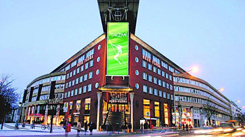 Theater Neue Flora: Straßenschlacht Um Ein Musical