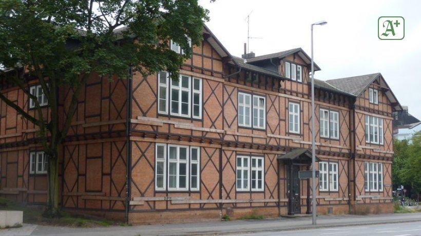 Haus Der Kirche Harburg