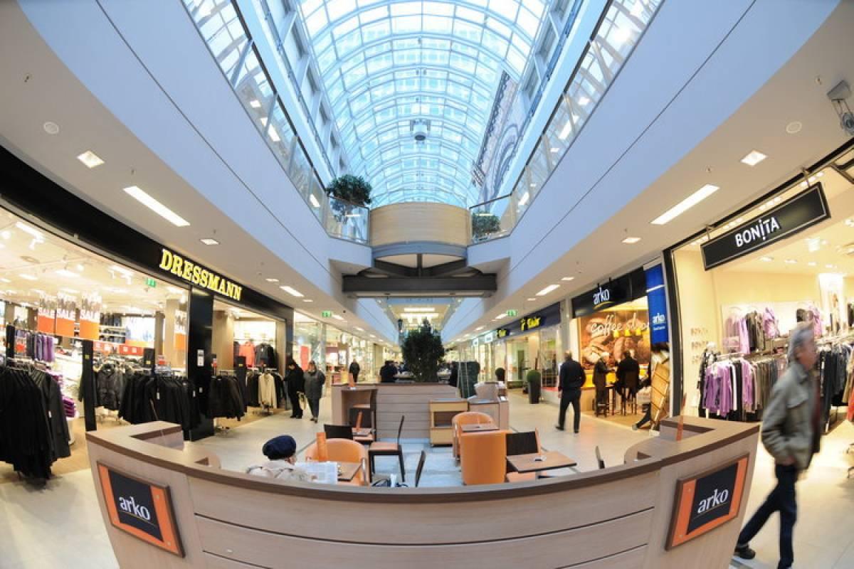 Premiere Für Das Einkaufszentrum Hamburger Meile Hamburg