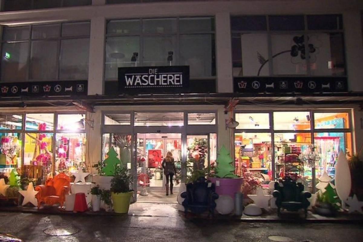 überfall Auf Die Wäscherei In Hamburg Winterhude Blaulicht