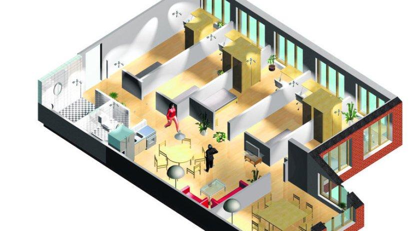 hamburg plant erstes wohnheim f r azubis hamburg aktuelle news aus den stadtteilen. Black Bedroom Furniture Sets. Home Design Ideas