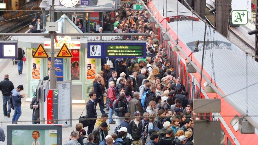 Bahnstreik Mittwoch