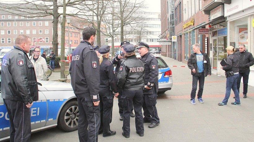 Polizei Twitter Hamburg