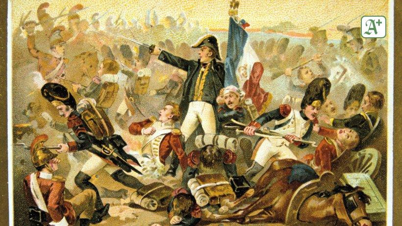 Was die Schlacht bei Waterloo mit Hamburg zu tun hat