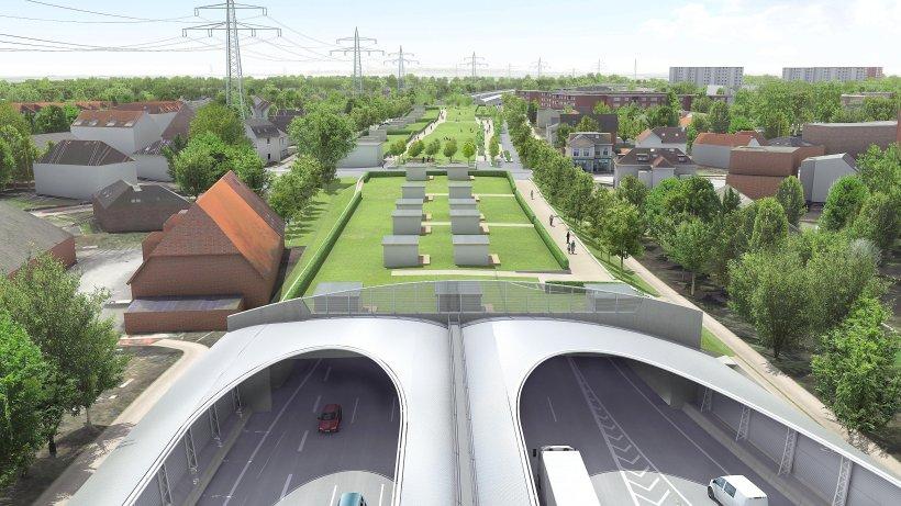 Autobahn-Ausbau: Der A7-Deckel kann kommen - Hamburg
