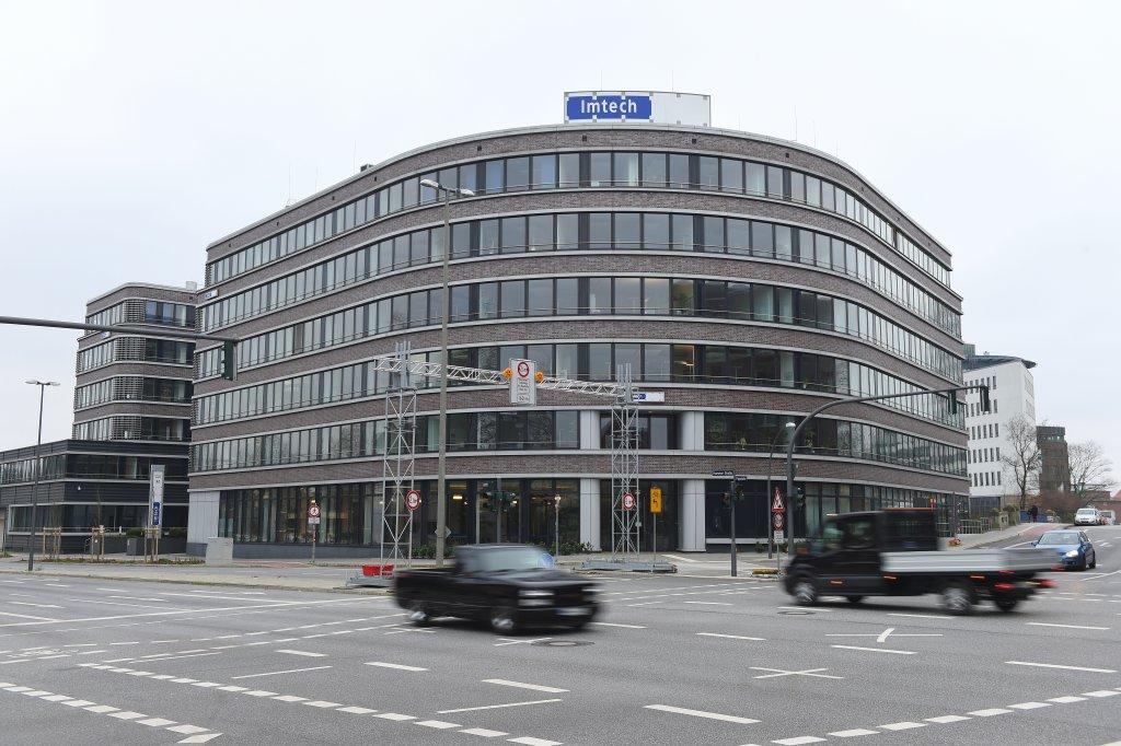 Warteraum der Ausländerabteilung im Bezirksamt Eimsbüttel (Bild: BA  Eimsbüttel)
