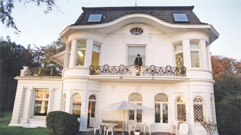 glashaus statt villa  u2013 ex