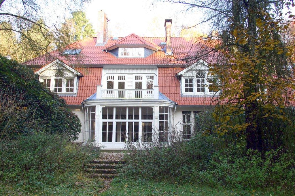 Wo Wohnt Til Schweiger schweiger villa im niendorfer gehege verkauft eimsbüttel
