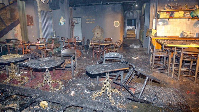 Gast Bei Brand Im Hotel 25hours Lebensgef 228 Hrlich Verletzt