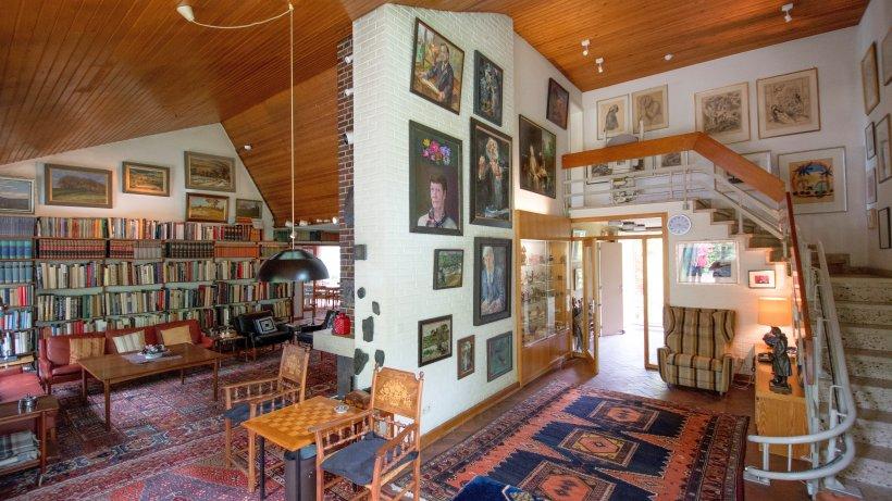 helmut schmidt stiftung soll zu einer denkfabrik werden langenhorn hamburger abendblatt. Black Bedroom Furniture Sets. Home Design Ideas