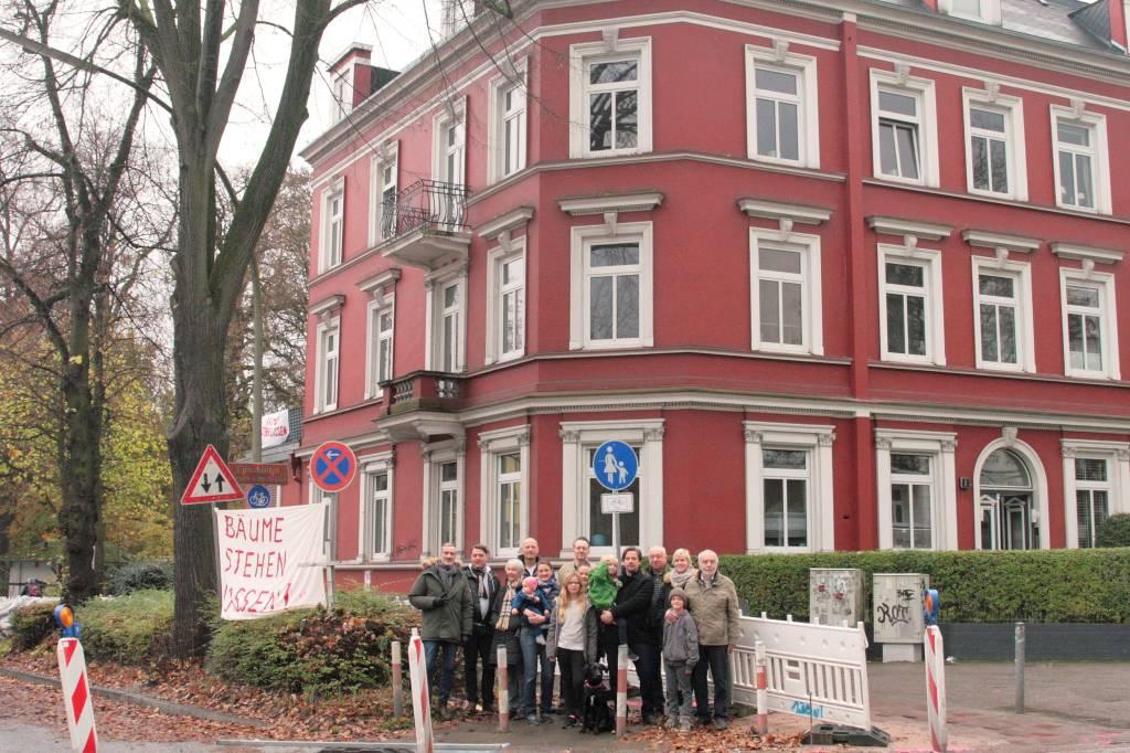 haltestelle in hoheluft rückt ans schlafzimmer - eimsbüttel