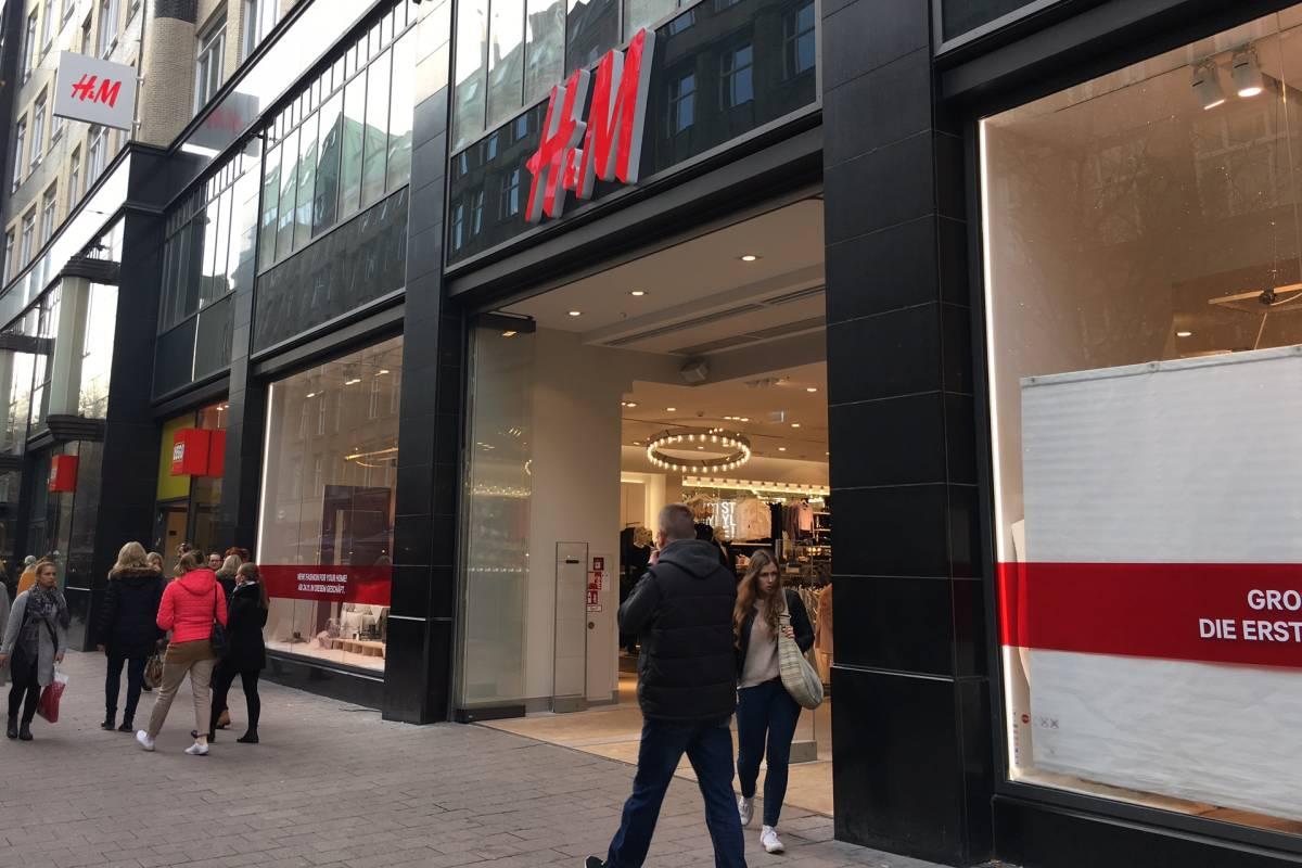 Hm Eröffnet Deutschlands Ersten Flagship Store Hamburg Aktuelle