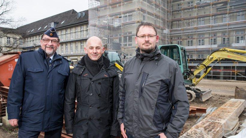 220 millionen euro f u00fcr das bundeswehrkrankenhaus