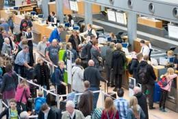 Fuhlsbüttel: Fluggäste müssen früher am Hamburg Airport erscheinen