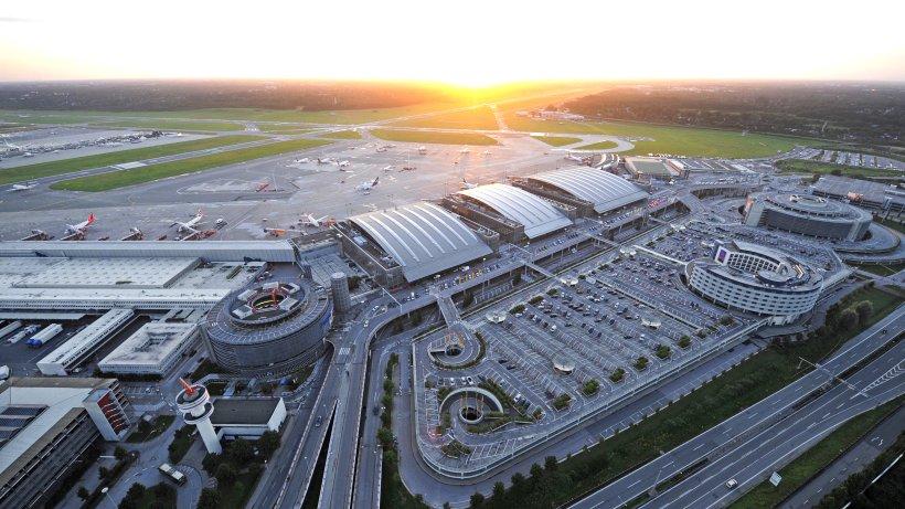 hamburg airport der beste regionalflughafen europas hamburg aktuelle news aus den. Black Bedroom Furniture Sets. Home Design Ideas