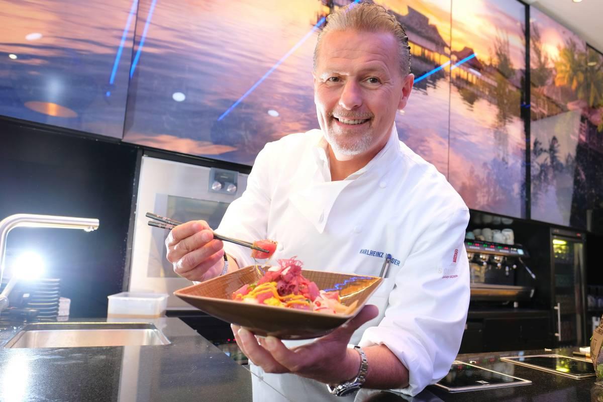 Sullberg Chef Karlheinz Hauser Eroffnet City Lokal Hamburger Abendblatt
