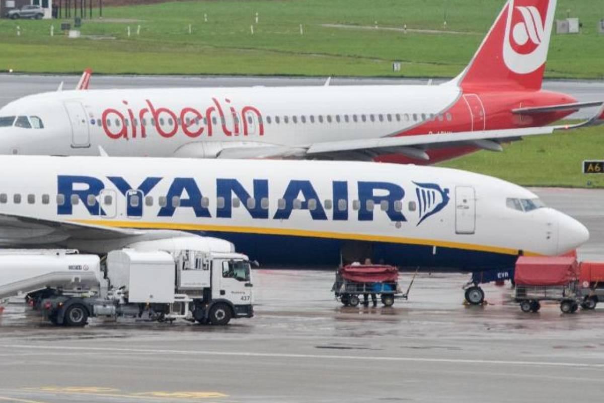 Diese Flüge Streicht Ryanair Am Flughafen Hamburg Hamburg