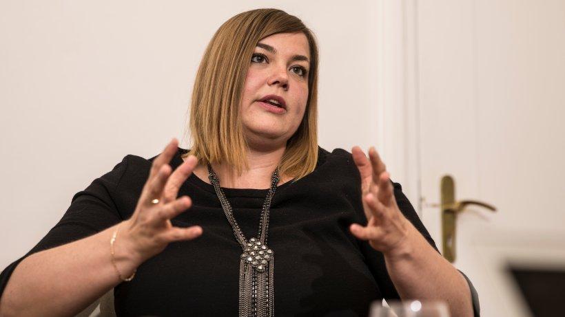 Katharina Fegebank verteidigt Neubau für Tierversuche am UKE