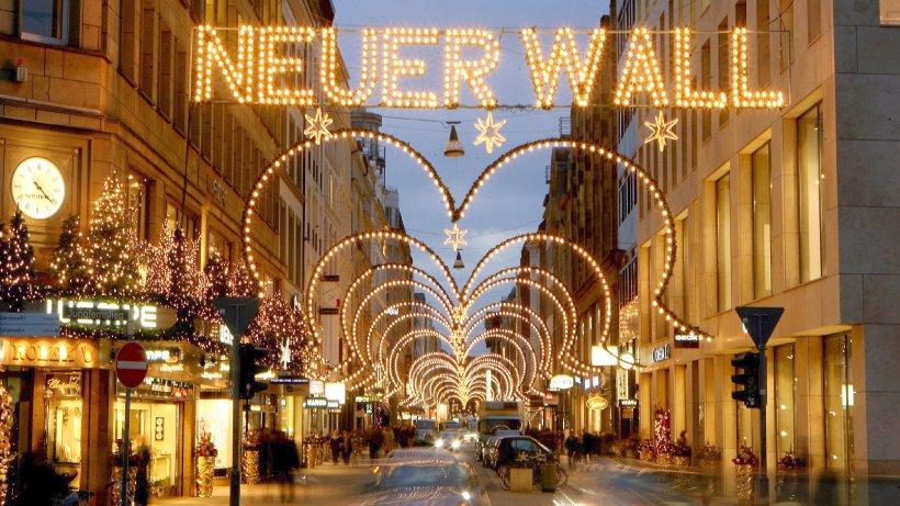 Geschäfte Bleiben In Hamburg An Heiligabend Geschlossen