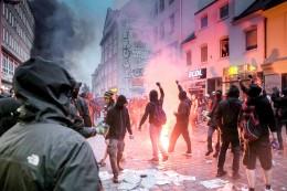 Krawalle in Hamburg: G-20-Hilfsfonds: 605.000 Euro an Firmen und Privatpersonen
