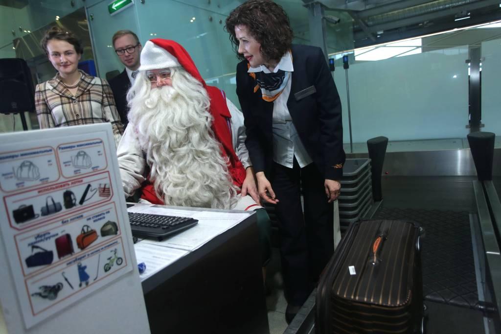 Was Weihnachten so alles am Hamburg Airport los ist - Hamburg ...