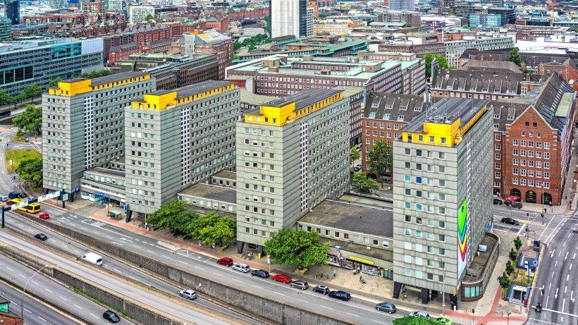 Unesco-Berater warnen vor Abriss der City-Hof-Hochhäuser