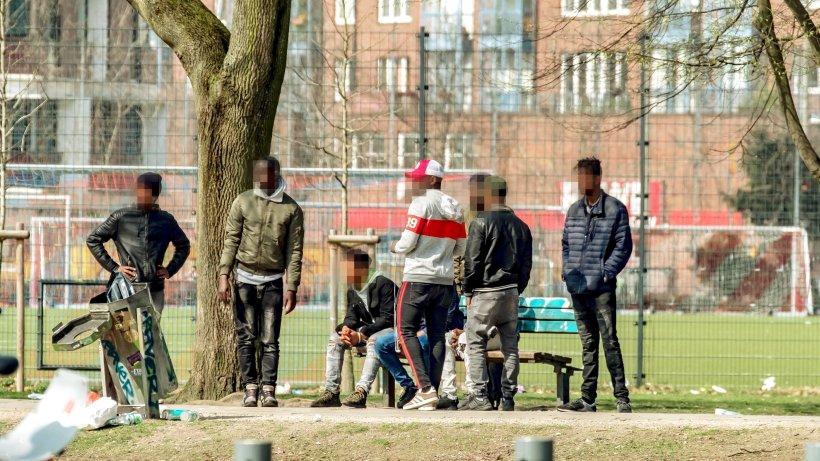 Hamburger Anwalt gründet Bürgerwehr gegen Drogendealer