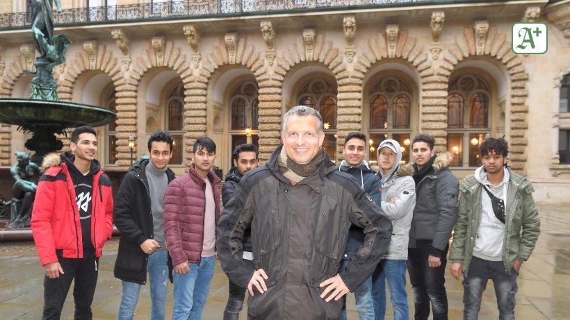 Hilfe Für Flüchtlinge Hamburg