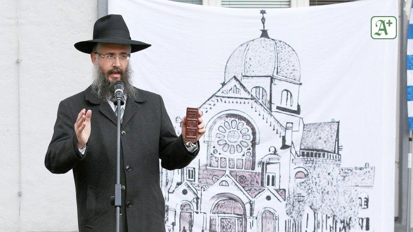 Bornplatzsynagoge in Hamburg: Finanzierung ist gesichert