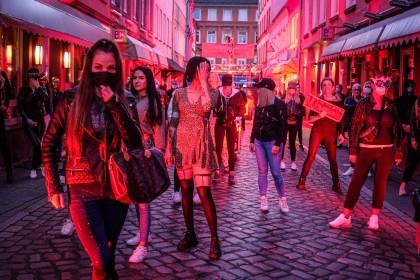Herbertstraße prostituierte