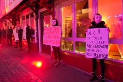 Preise herbertstraße hamburg Die Herbertstraße