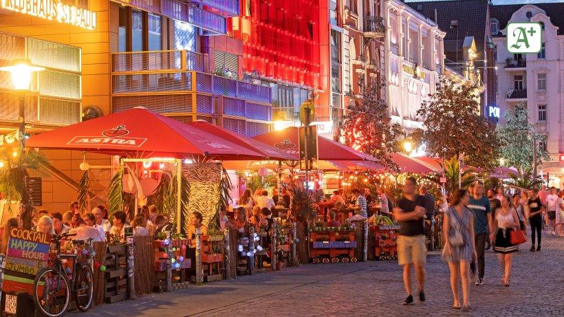 Corona Hamburg Stadtteile