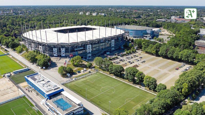 Volksparkstadion Parkplätze
