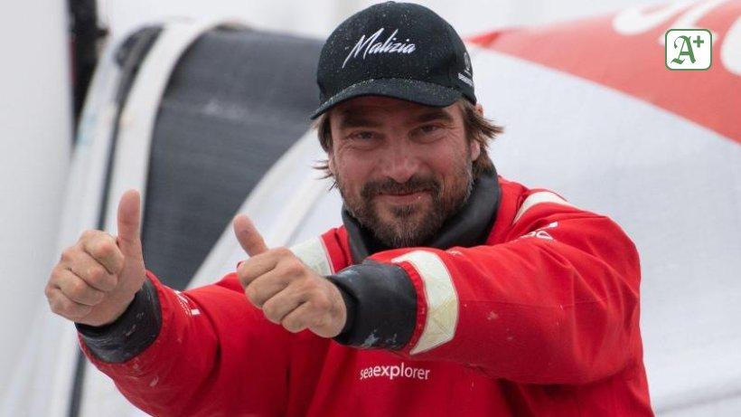 Boris Herrmann startet beim Ocean Race und der Vendée Globe