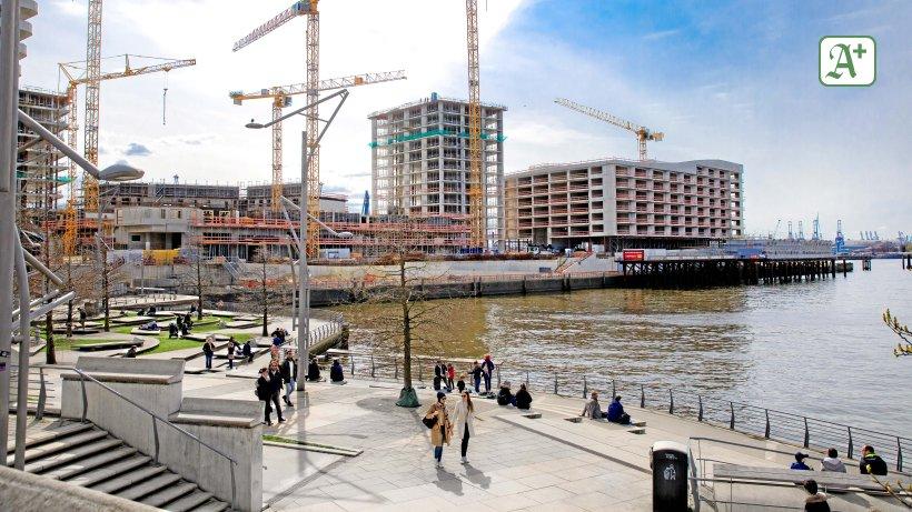 Stadtentwicklung: Wie Hamburg neue Wohnviertel plant