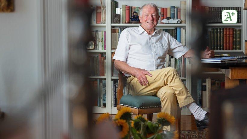 Roland Tauber: Ein Hamburger, der klingt wie ein Altbayer