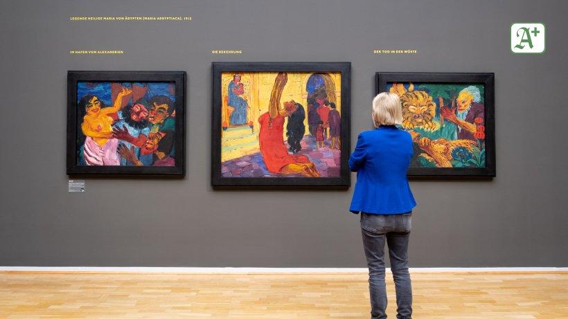 Ausstellungen: Emil Nolde in Hamburg: Doppel-Schau eines Demaskierten
