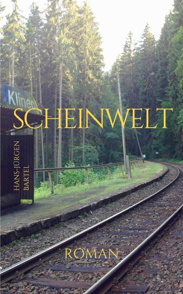 Hans-Jürgen Bartel: Scheinwelt, 18,99 Euro, Books on Demand, www.scheinweltdasbuch.de.