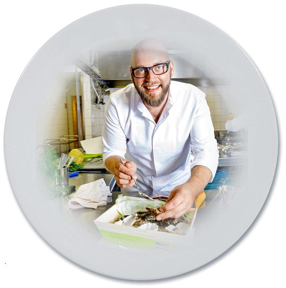 Thomas Imbusch setzt in seinem Restaurant 100/200 vor allem auf Authentizität, Qualität und auf eine klare Linie.