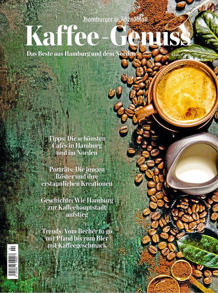 Das neue Magazin des Hamburger Abendblatts befasst sich ausschließlich mit Kaffee.