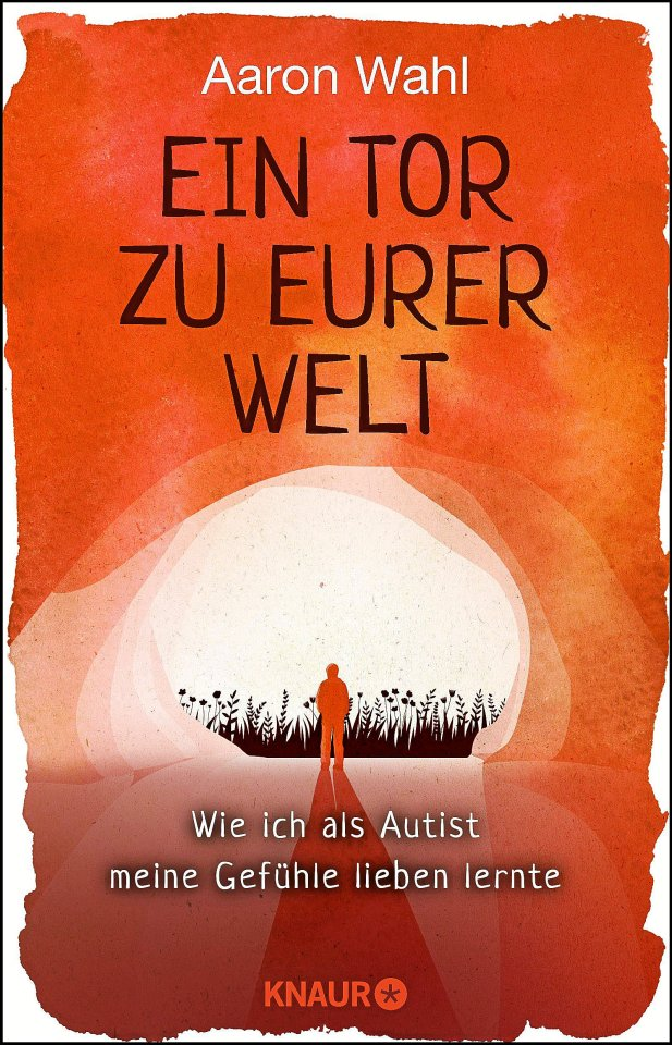 "Das Buch ""Ein Tor zu eurer Welt"" erscheint am 1. April im Droemer Knaur Verlag."