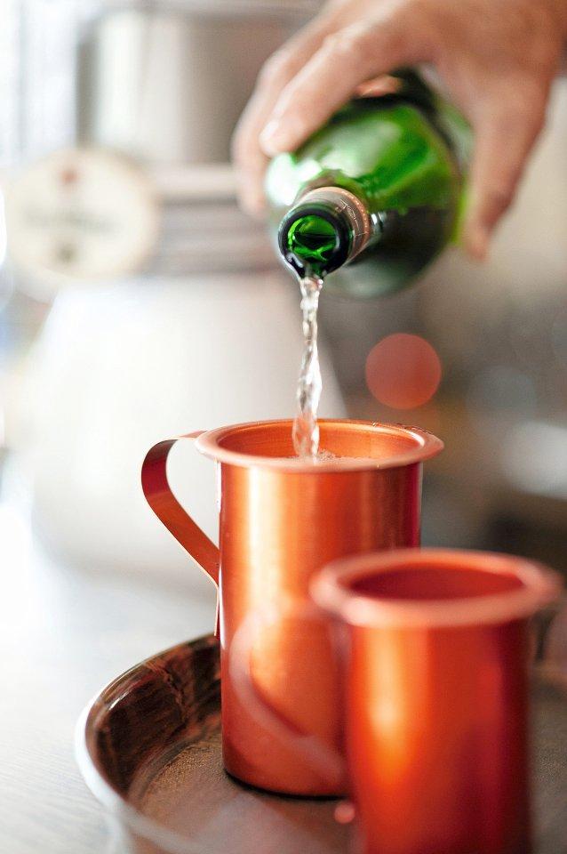 """""""Griechischer Wein ist so wie das Blut der Erde..."""""""